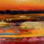 Sunset, Hare Moss