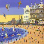 Balloons, Kites and Sailing, Portobello