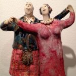 A Highland Fling (detail)