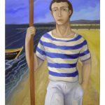 The Rower of Portobello