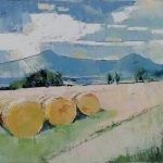 Fife Landscape, the Lomonds