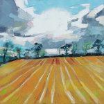 Stubble Field, Fife