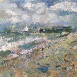Coastal Study, Aldeburgh