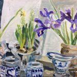 Iris and Spring Bulbs