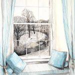 Edinburgh Window, March