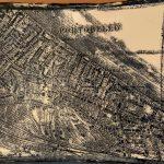 Portobello Map Plate
