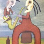 Saxophone Duet