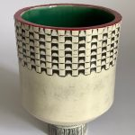 Architectural Vessel Green