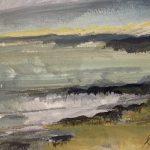 Tide Leaves Gleaming Jetsam