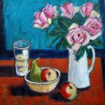 Pink Roses and Pastis