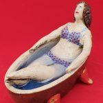 Lady in Bath 1