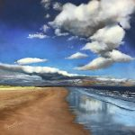 Cloud Reflections, St. Andrews