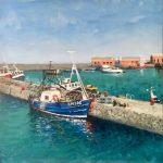 Fishing Boat, Port Seton