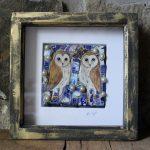 Silvery Moon Owls