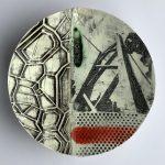 Forth Bridge Ceramic Platter