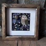 Silver Moon Owl