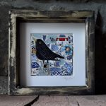 Willow Pattern Blackbird