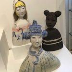 Diva Ceramic Sculptures