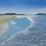 Sparkling Horizon, Luskentyre, Isle of Harris